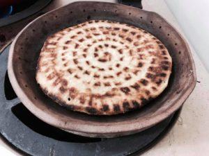 日本で唯一アルジェリアのパン、カサラを焼く町田市のパン屋「kikot」です。